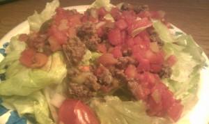 P3 Taco Salad