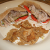 Greek Pork Sandwiches