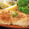 Parmesan Crusted Fish
