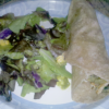 Southwestern Veggie Wrap