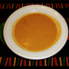 Sweet Potato Chipolte Soup