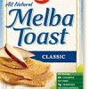 Melba Toast has Hidden Sugars