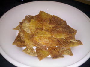 Healthy Corn Chips
