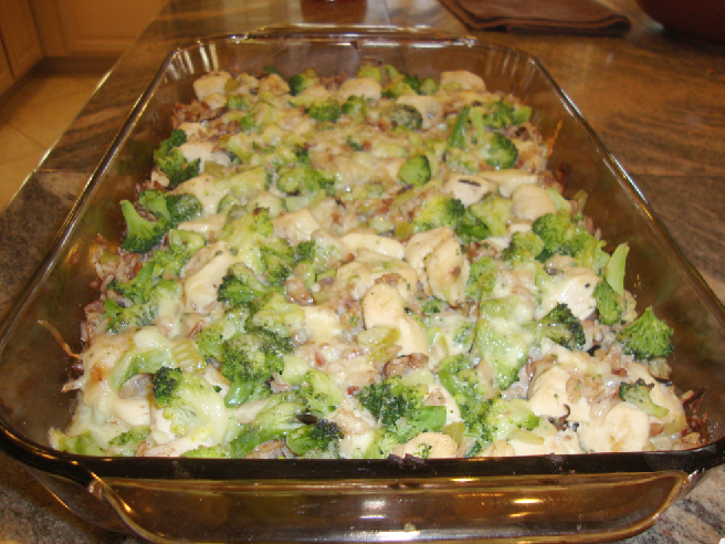 Chicken & Broccoli Divine