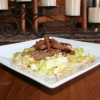 Carne Asada with Stir Fried Cabbage P2