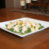 Apple & Chicken Spinach Salad P2