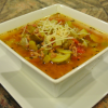 Turkey Vegetable Soup – P3