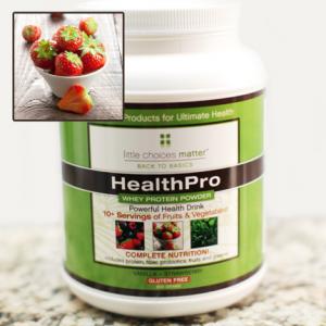 HealthPro-Strawberry