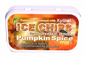 ice candy pumpkin spice