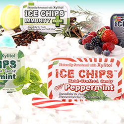 Gum and Ice Chips