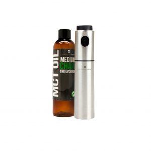Website Spray and Bottle